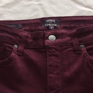 NYDJ for Chico's size 8